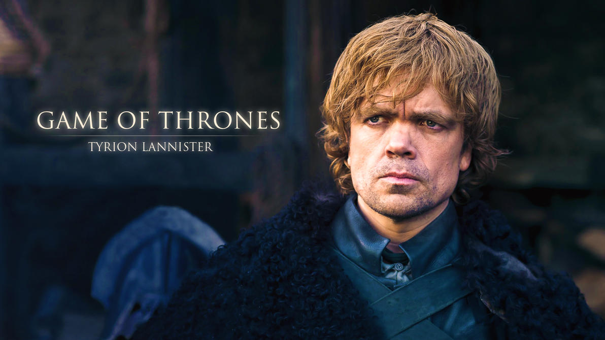 Tyrion Lannister - Wallpaper 1920 x 1080 by Greev
