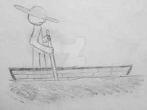 [Sketch] Lone Journey