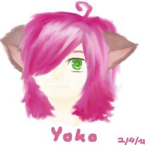 OC - Yoko (ver.1) by EroEmo-chan