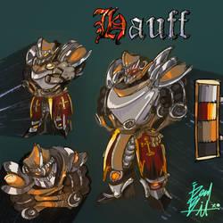 Hauff Ref. Sheet