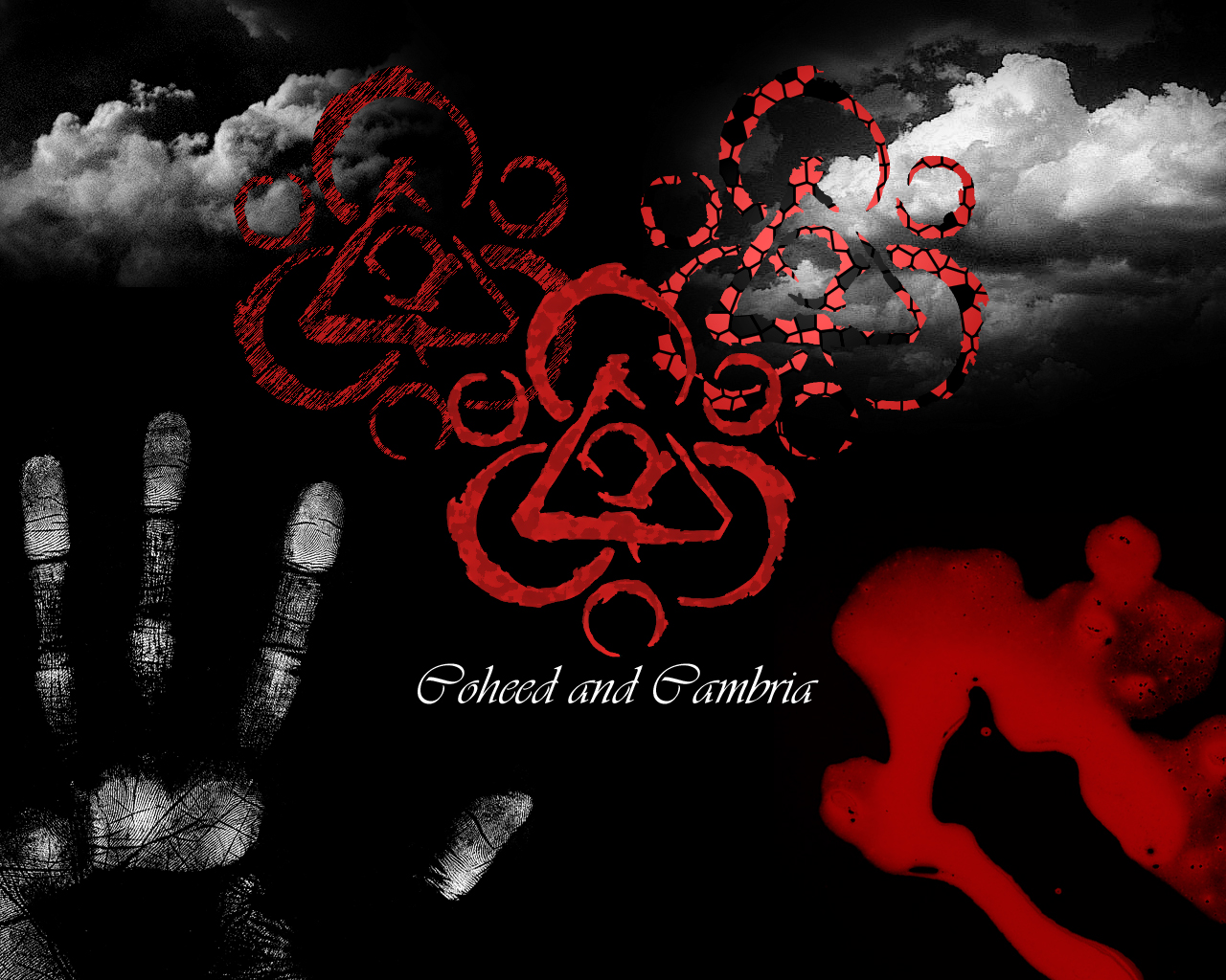 Coheed And Cambria Wallpaper By Nickmillard On Deviantart