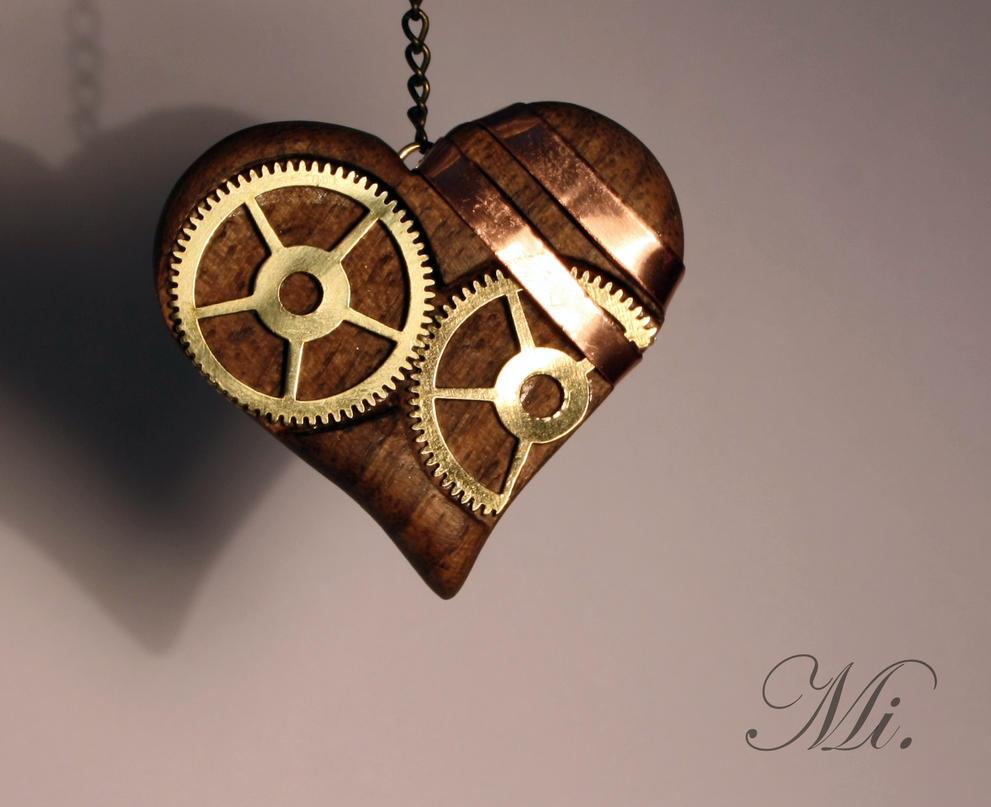 Steampunk Heart 48 By Thecraftsman On Deviantart