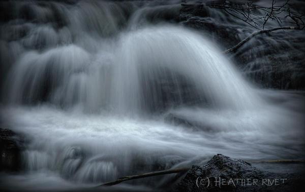 Waterfall Serenade by HeatherWaller-Rivet