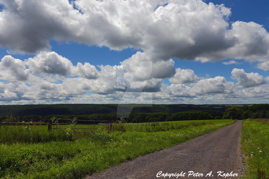 Country Road by peterkopher