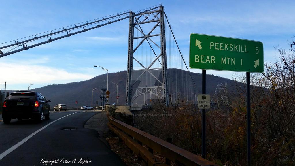 Peekskill 5, Bear Mountain 1 by peterkopher