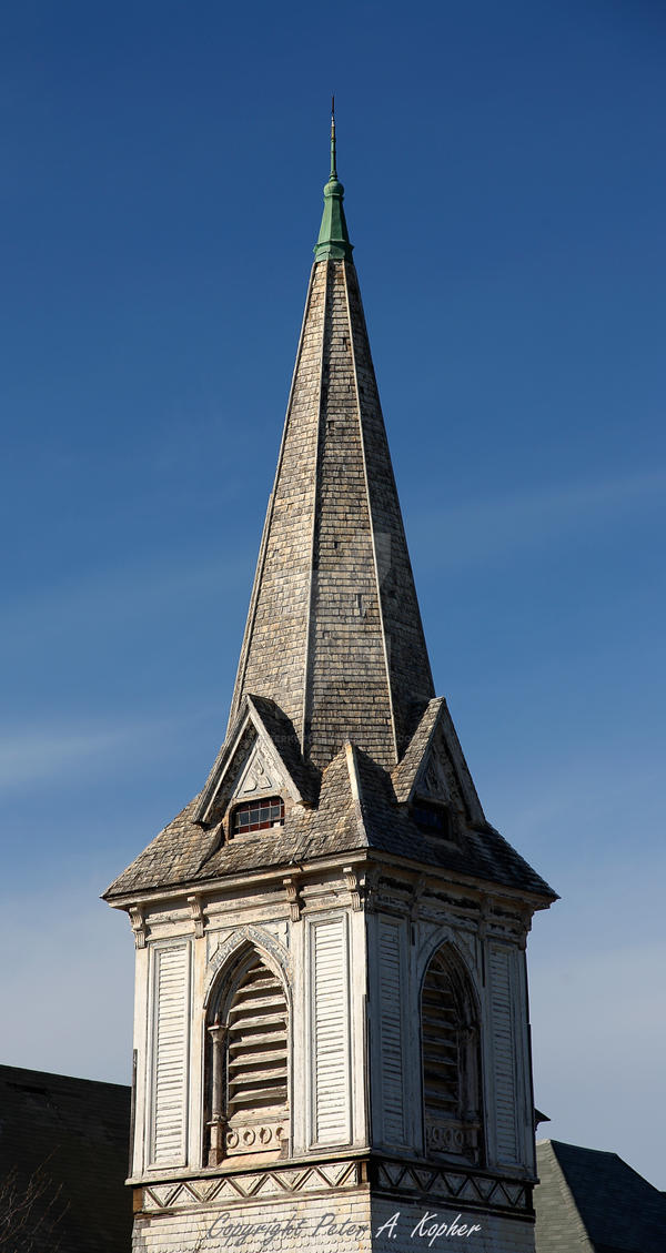 Steeple And Spire Copyright By Peterkopher On Deviantart