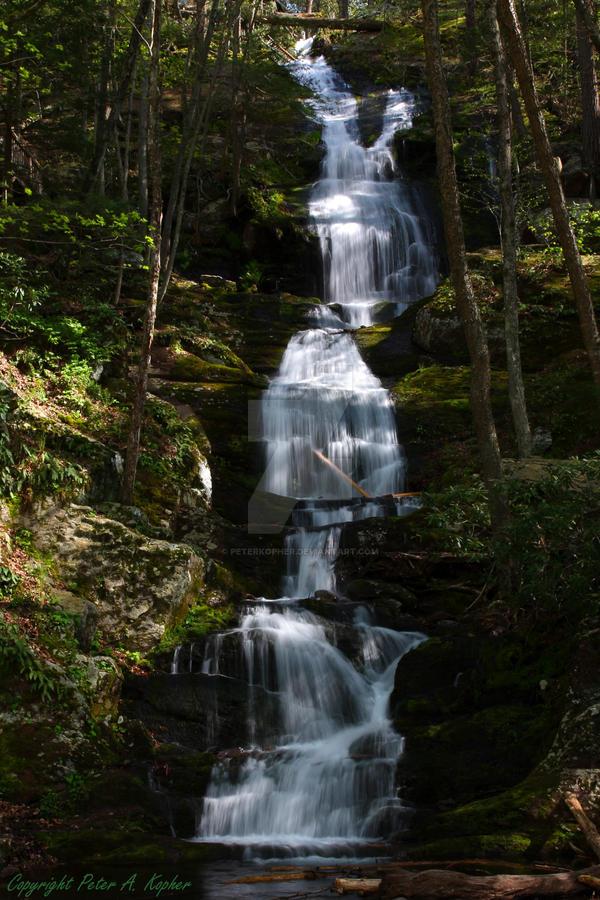 Buttermilk Falls by peterkopher