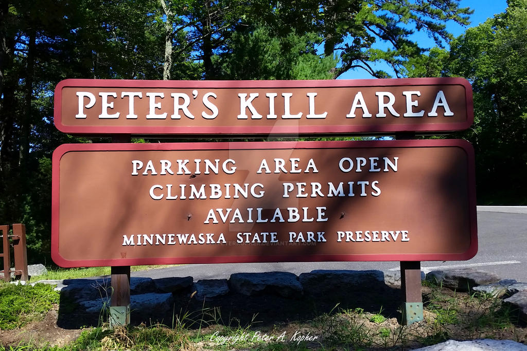 Peter's Kill Area by peterkopher