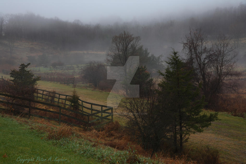 Lingering Fog by peterkopher