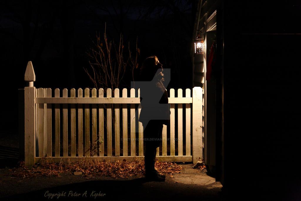 Open the Door and Let me In by peterkopher
