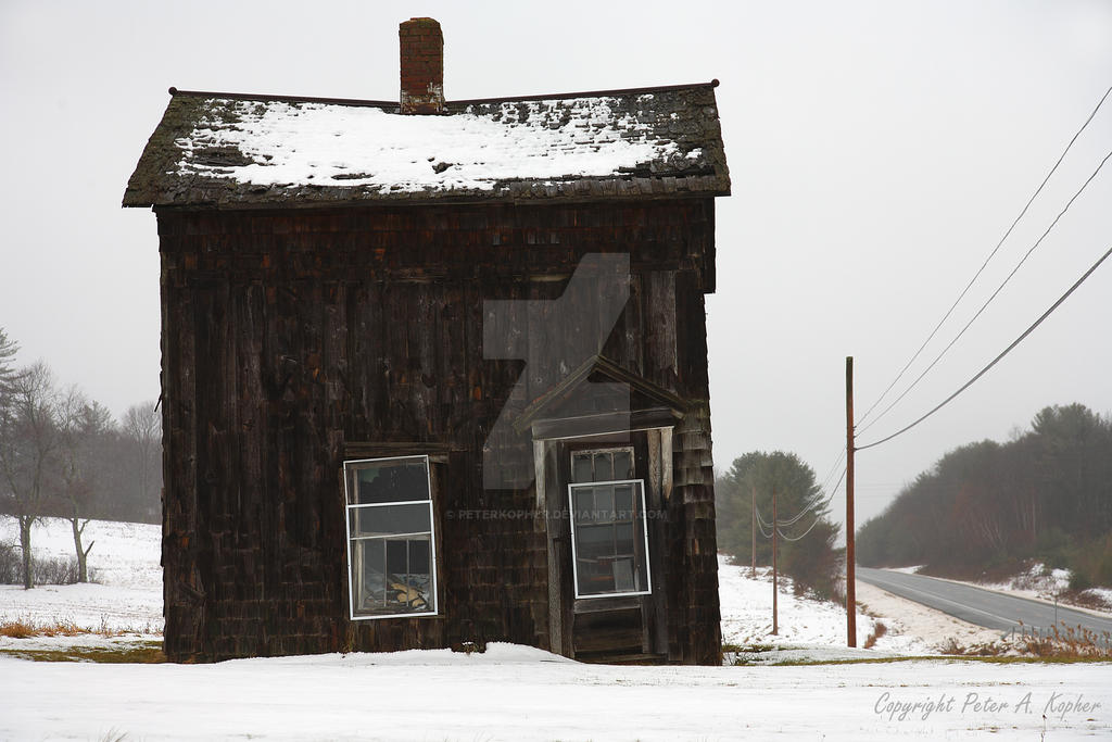 Eastern Facade - Bethel, NY by peterkopher