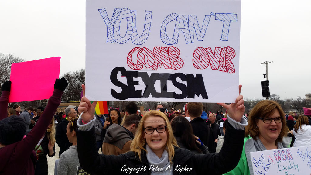 Sexism by peterkopher