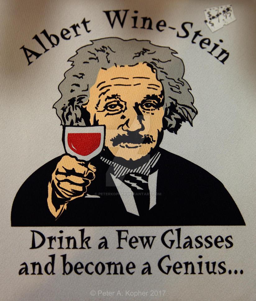 Albert Wine-Stein  by peterkopher