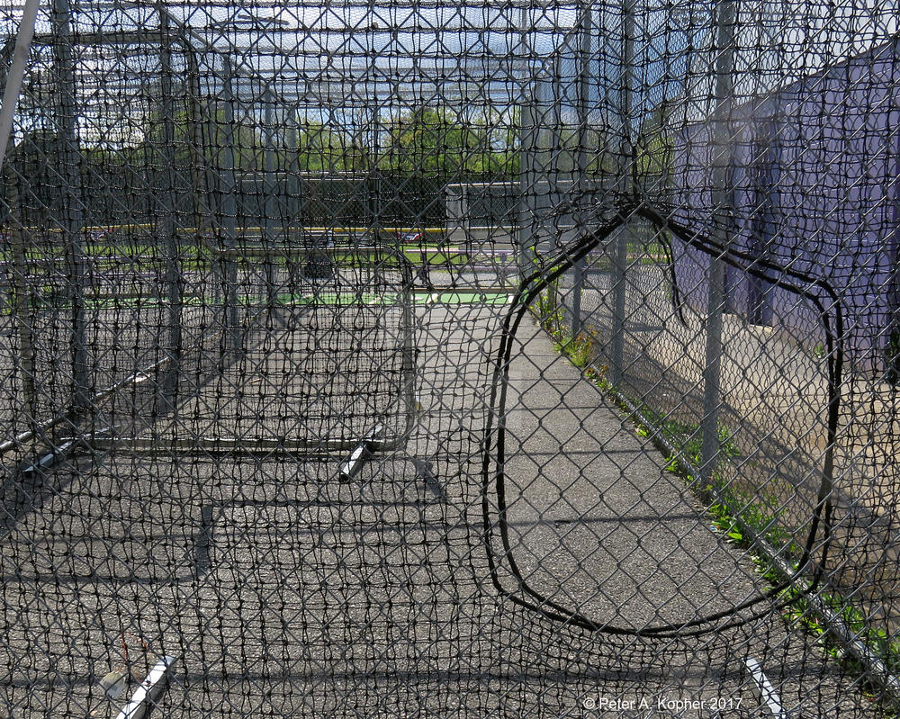 Batting Cage  by peterkopher
