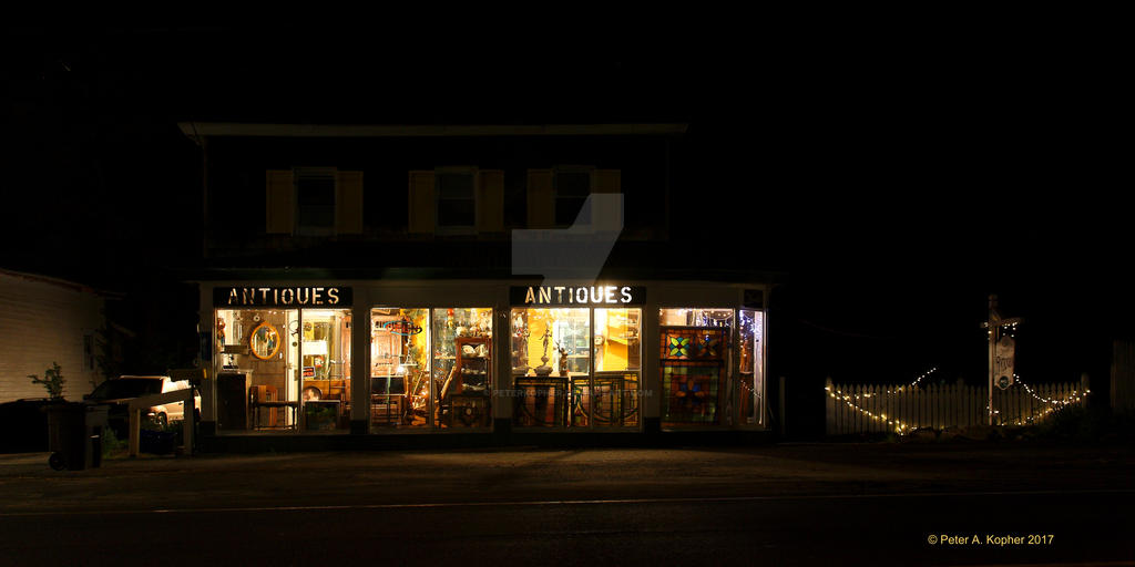 Antiques Antiques by peterkopher