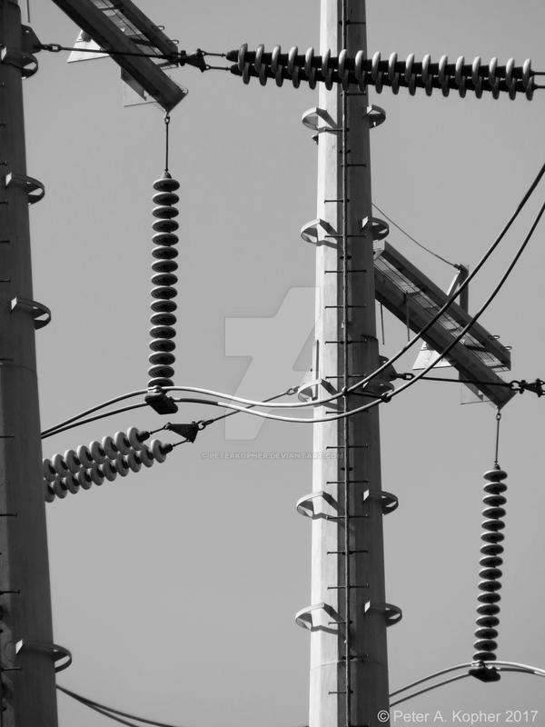 Transmission 2 b+w by peterkopher