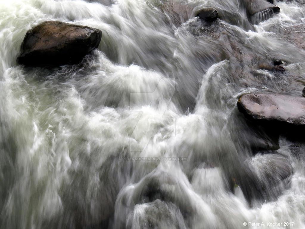 Esopus Creek  by peterkopher