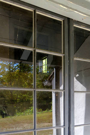 Ringwood Manor Reflection