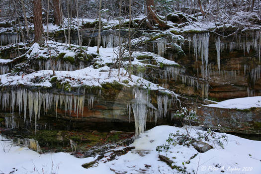 Stalactites of Ice