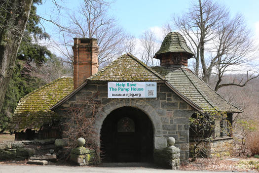 Help Save The Pump House