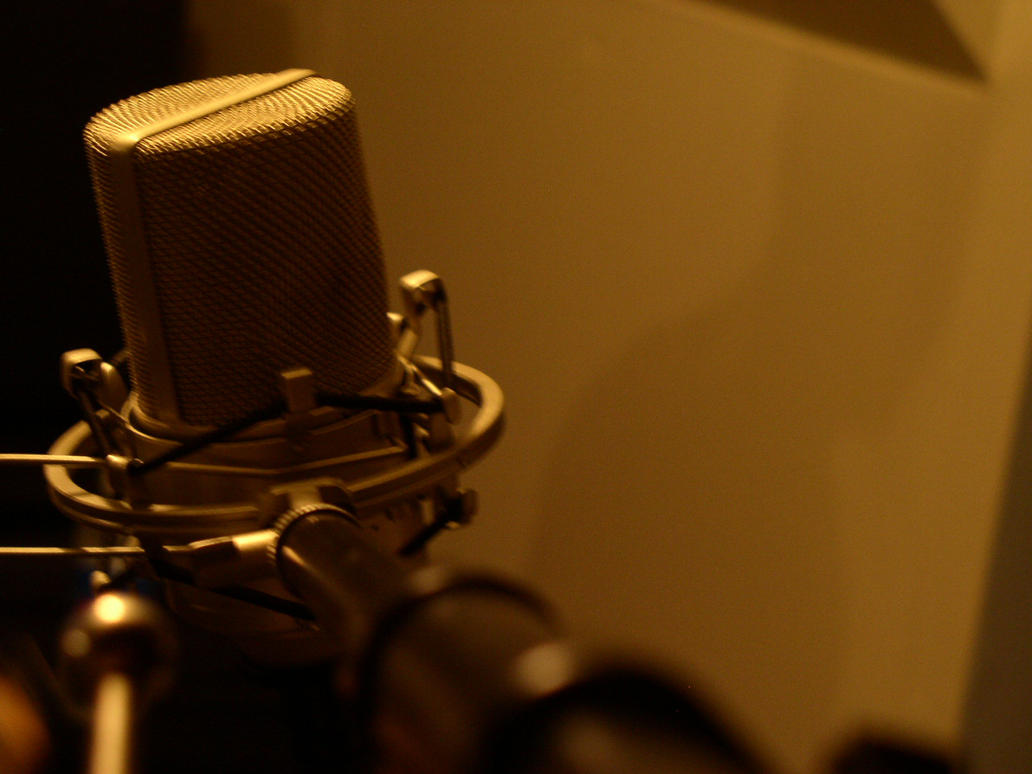 Condenser Mic By Knux68