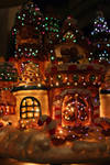 The Gingerbread House by Knux68