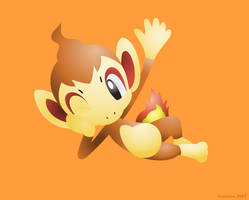 Chimchar by Concore