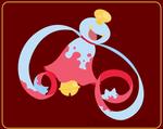 Zabutsu's Chimecho Evolution