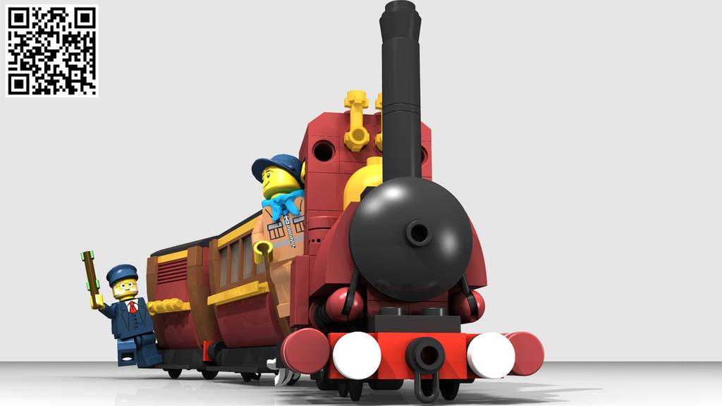 thomas the train mega bloks instructions