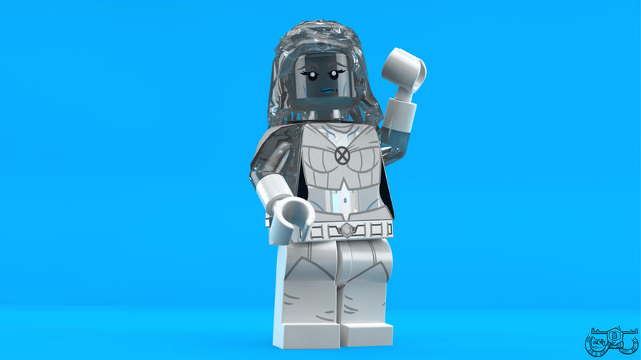 LEGO MARVEL Superheroes - Emma Frost by Concore on DeviantArt