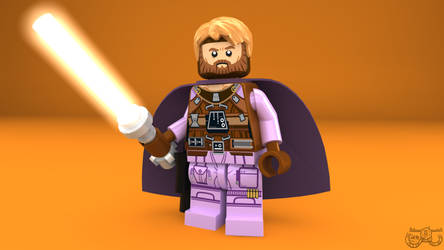LEGO Star Wars - Ralph McQuarries Hans Solo