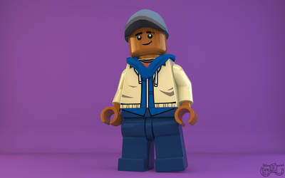 LEGO Doctor Who - Rigsy