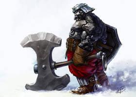 Dwarf by Ruslayer