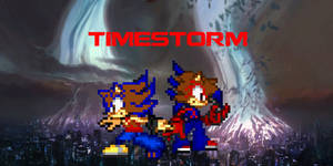 Timestorm poster