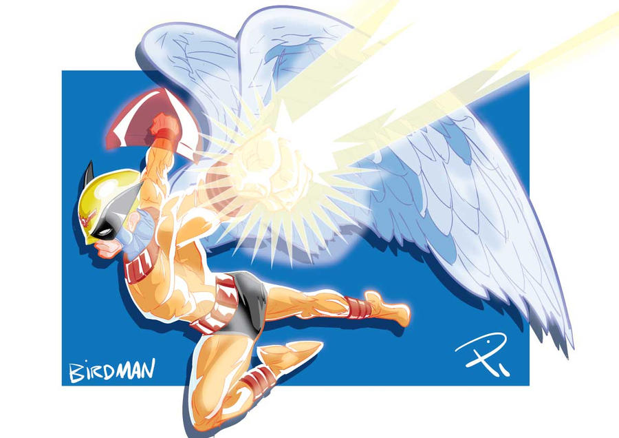 Birdman by acir