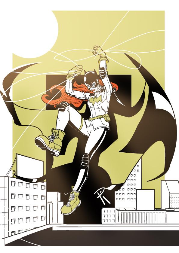 Batgirl New 52 by acir