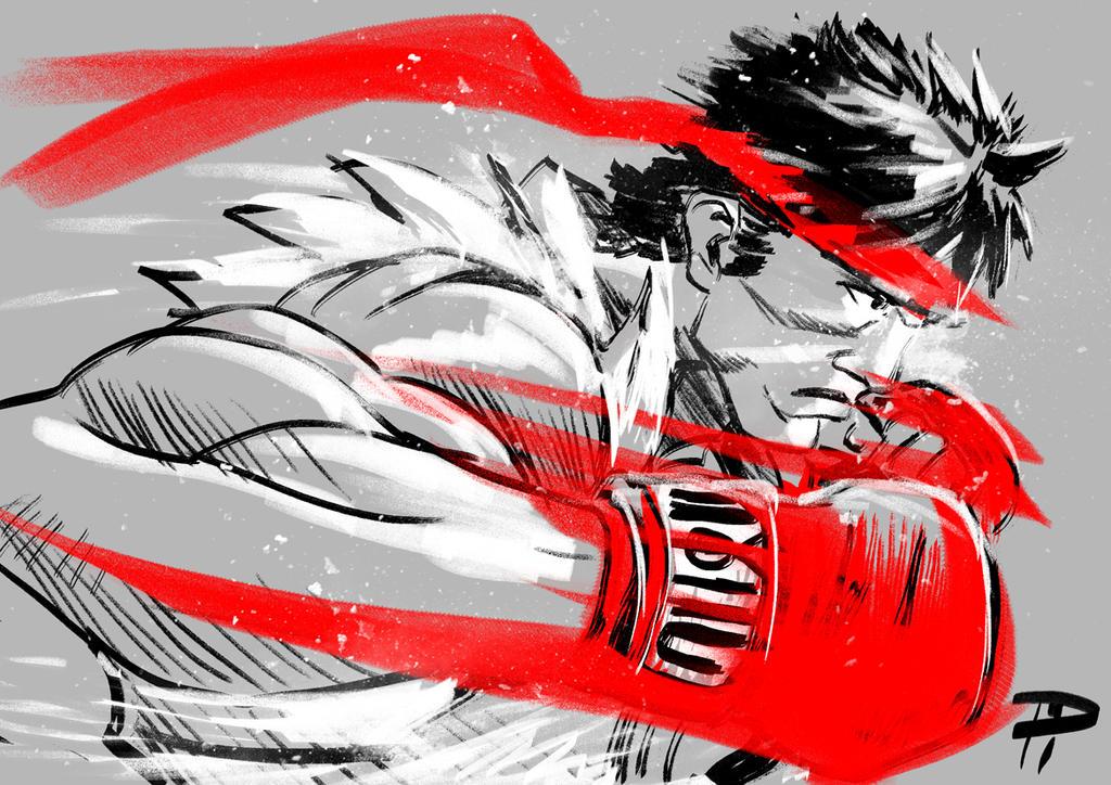 Ryu by acir