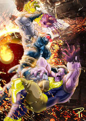 Thanos-vs-darkseid2 by acir