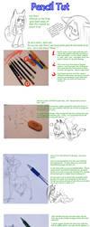 Pencil tutorial by JavaLeen