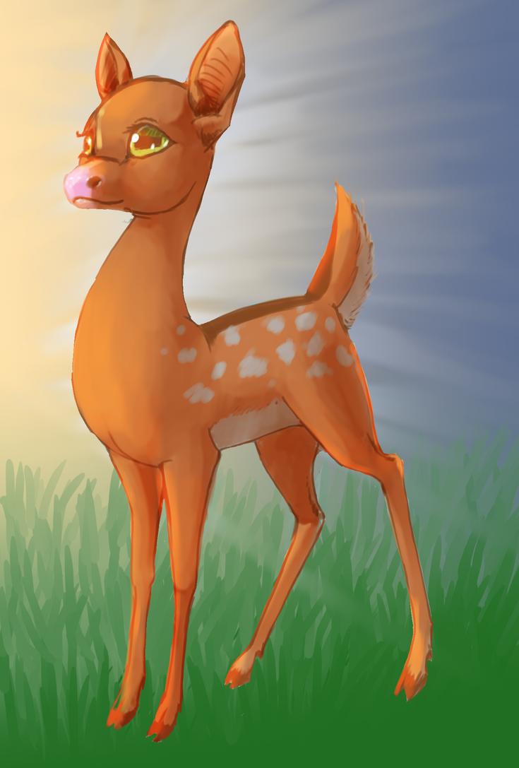 Deerdle by JavaLeen