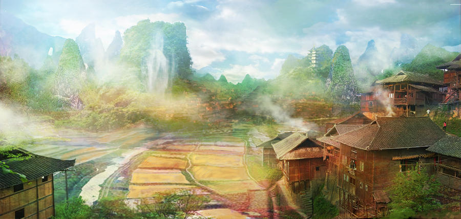 Dragon City 3 by Milkmom