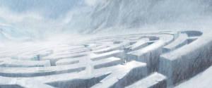 Snowy Mountain Maze