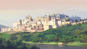 Castle Lanbigini by Milkmom