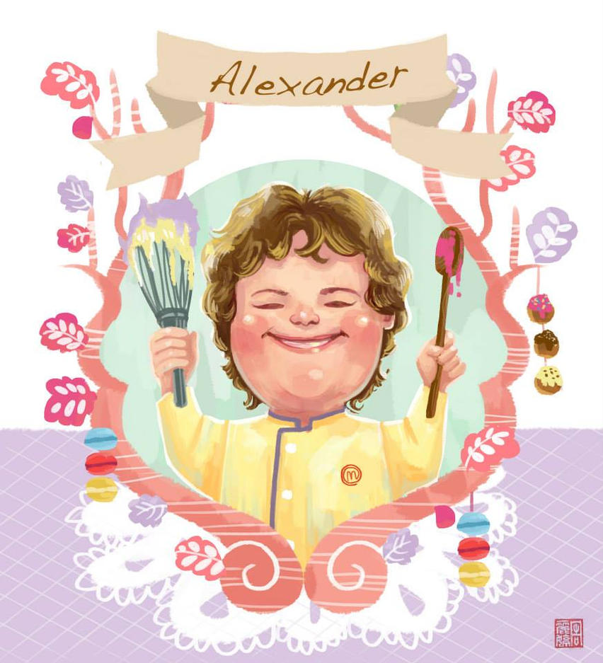 Alexander by Milkmom