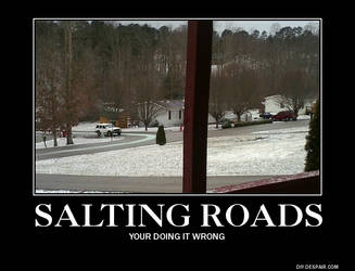 Salting roads XD by OtakuKitty47