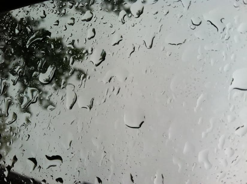 Rain Drops On My Window by brigetmiget