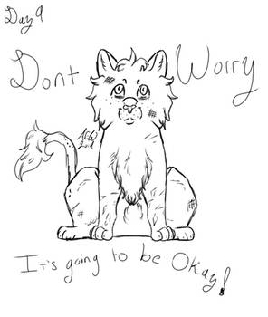 ADSI day 9 - Dont worry