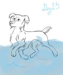 ADSI day 13 - Take a dip