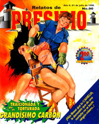 Relatos de presidio 90 by Ganosas