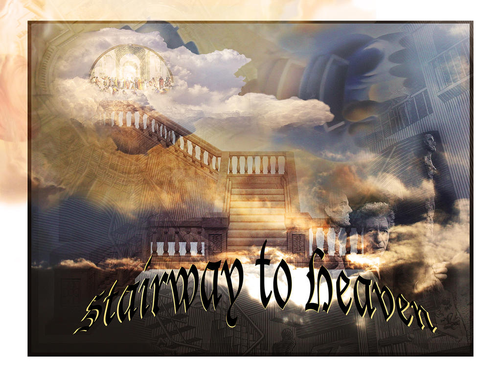 Stairway to Heaven by striker313